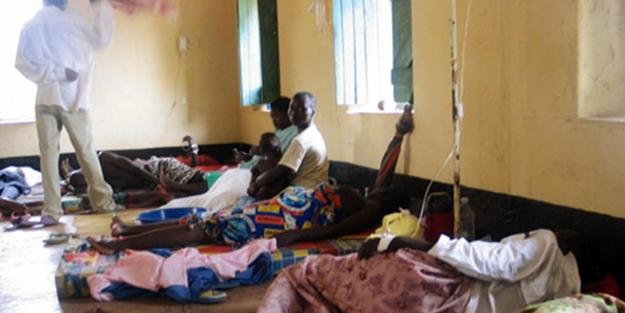 O ülkede Kolera salgını başladı... Ölü sayısı artıyor...