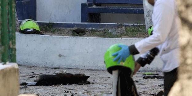 O ülkede polis merkezine bombalı saldırı: 5 ölü