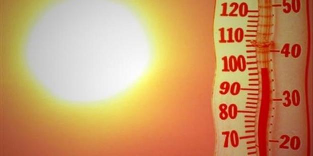 O ülkede termometreler 42 dereceye gösterdi