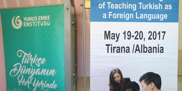 O ülkede Türkçe eğitimi kongresi