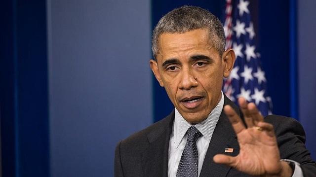 Obama: Esed rejimini devirmek hata olur