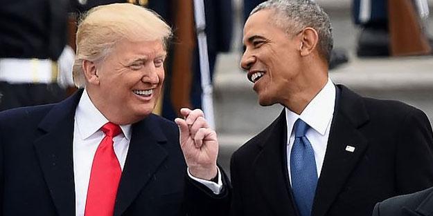 Das gleiche Theater von Obama und Trump!  Diese Fotos haben einen Bombeneffekt erzeugt