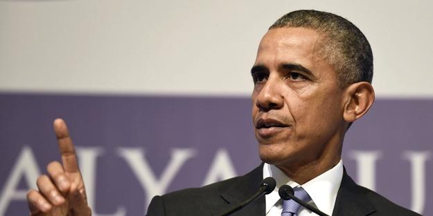Obama'dan alçak açıklama: Ölmeleri gerekiyordu