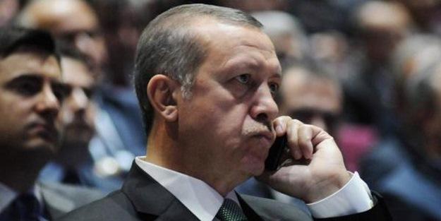 Obama'dan Cumhurbaşkanı Erdoğan'a telefon