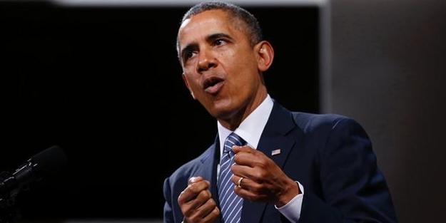 Obama'dan kesin talimat: Vurun