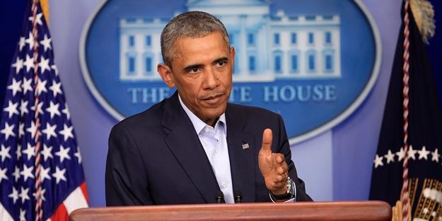 """Obama'dan """"Güney Çin Denizi"""" açıklaması"""