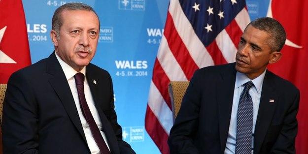'Obama'yı alın Erdoğan'ı verin'
