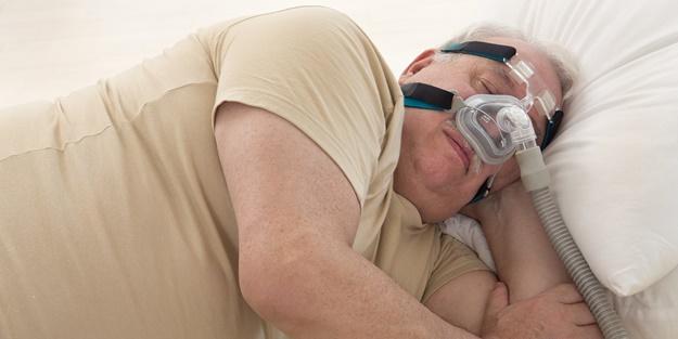 Obezite uyku apnesine neden oluyor