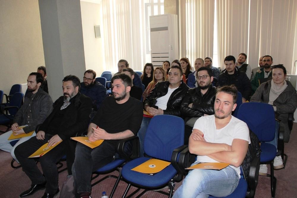 Oda ve borsa başkanlarına e-ticaret semineri