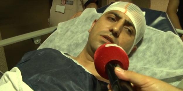 Odatv, FETÖ ve Kemalistlerin tahrik ettiği teröristlerin saldırısına uğrayan Murat Alan'dan ilk açıklama!