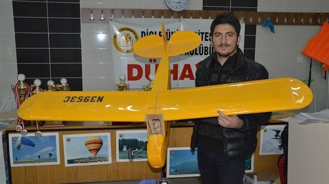 Öğrenciler düşük maliyetli insansız hava aracı üretti