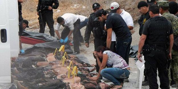 Öğrencileri ararken 129 ceset bulundu