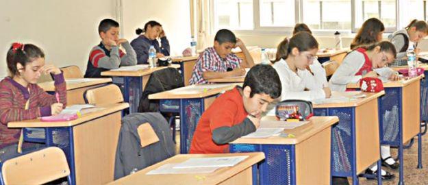 """Öğrencilerin """"ortak sınav"""" heyecanı"""