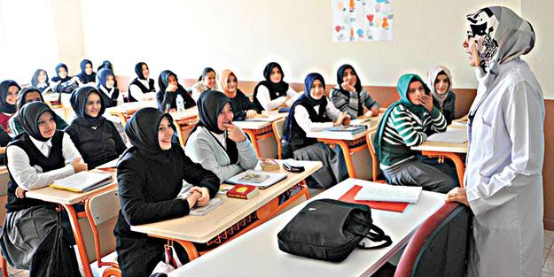 Öğretmenlik heyecanı