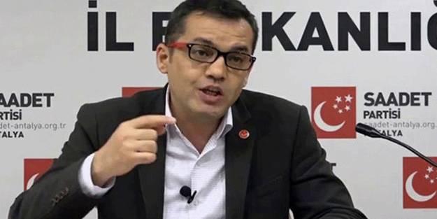Oğuzhan Asiltürk'ün yeni Saadet mesajı fitneci Ali Aktaş'ı panikletti