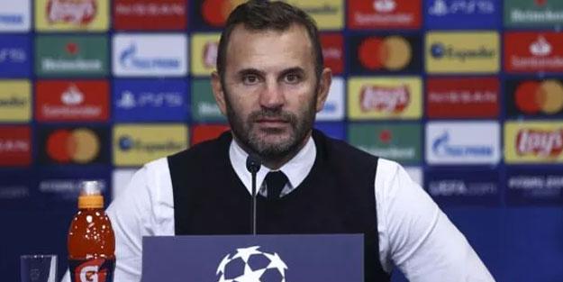 Okan Buruk Manchester United maçı için iddialı konuştu