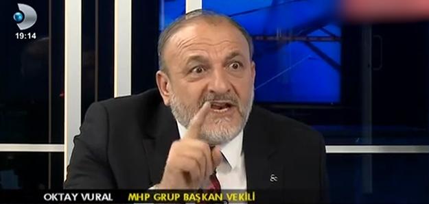 Oktay Vural: Fuat Avni Cumhurbaşkanı Erdoğan