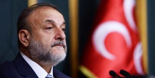 Oktay Vural MHP'den istifa mı etti?