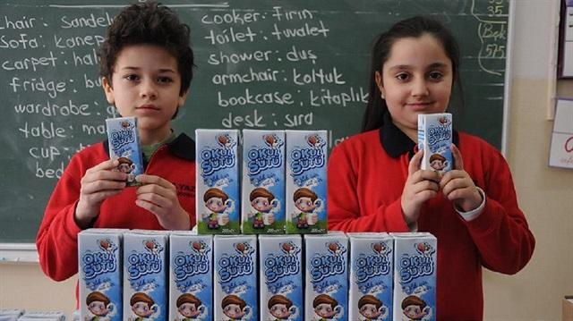Okul sütü ihalesi tamamlandı