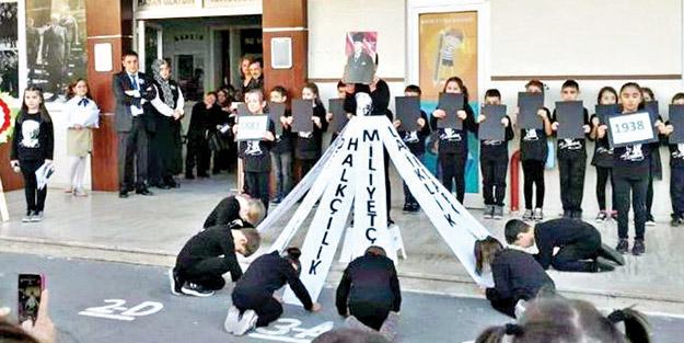 Okul yönetiminden 10 Kasım törenine katılmayan öğrenciye skandal ceza!