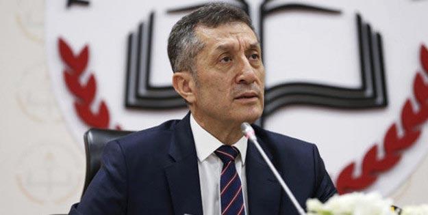 Okulların tatil süresi uzayacak mı? Milli Eğitim Bakanı Ziya Selçuk'tan flaş açıklama