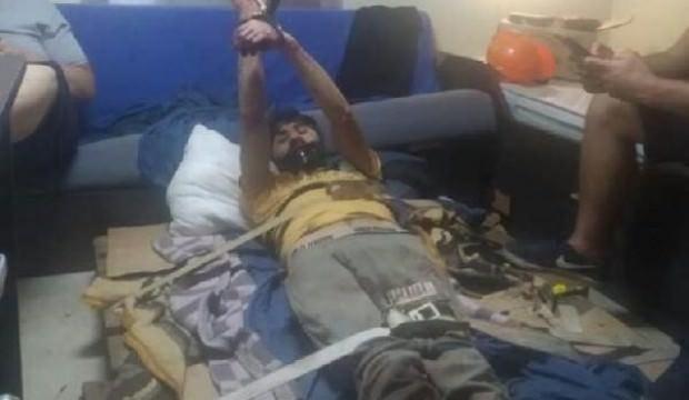 Okyanusta Türk gemisinde dehşet: 1 ölü, 2 yaralı