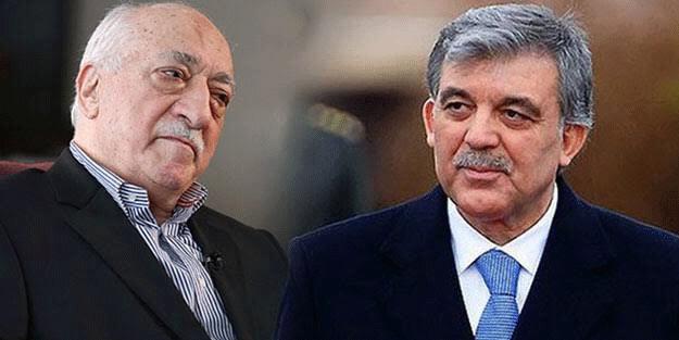 Olay açıklama: Abdullah Gül ve Fetullah Gülen...