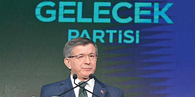 Olay sözler: Ahmet Davutoğlu kurduğu parti bir intikam partisidir