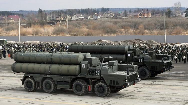 Olaylar üzerine Rusya'dan kritik 'S-400' adımı!