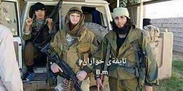Öldürülen DAEŞ'liden çıkan fotoğraflar yayınlandı