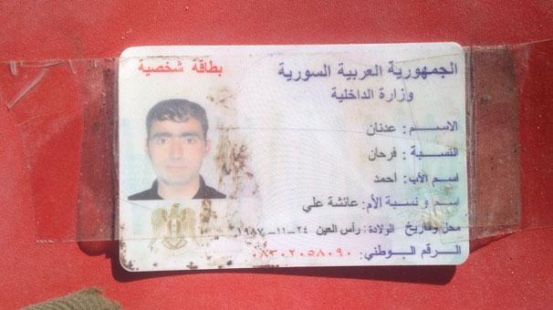PKK'lı sabotajcı öldürüldü! Üzerinden çıkan kimlik...