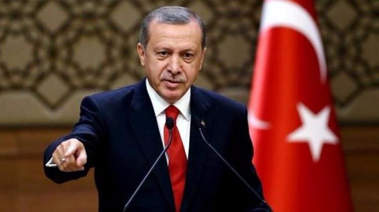 Olimpiyat altın madalyası Cumhurbaşkanı Erdoğan'a hediye!