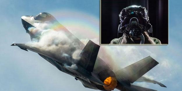 Ölümcül hata sonrası F-35 savaş uçaklarında hayati değişlik!