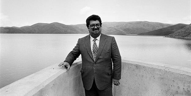 Ölümünün 23'ncü yılında Turgut Özal - FOTO