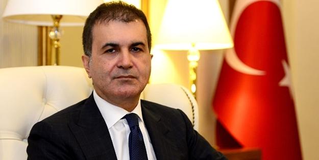 Ömer Çelik: Tehditler Türkiye'nin kapısından içeriye girmez