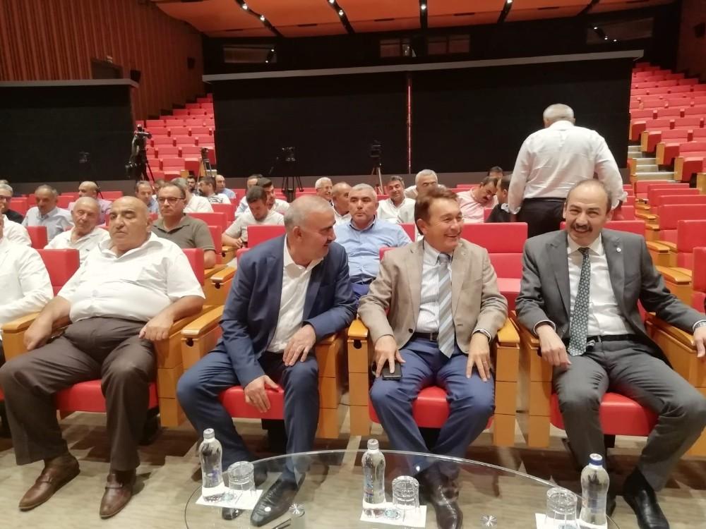 """Ömer Gülsoy:""""Kayseri ihracatındaki artış ülkenin mevcut oranının 4 katından fazla"""""""