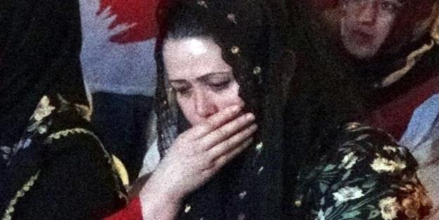 Ömer Halisdemir'in kız kardeşi gözyaşlarına...
