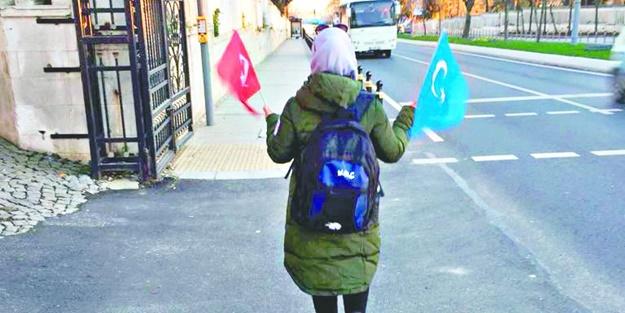 'Önce Allah'a, sonra Türkiye'ye sığınıyoruz'