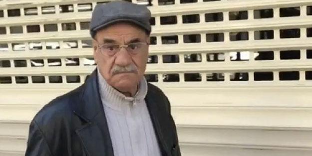 Önce yaşlı adamı taciz etti, sonra ailesine tehditler savurdu! Ödül gibi ceza