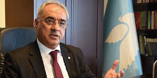 Önder Aksakal'dan çağrı: Seçim barajı kalkmalı