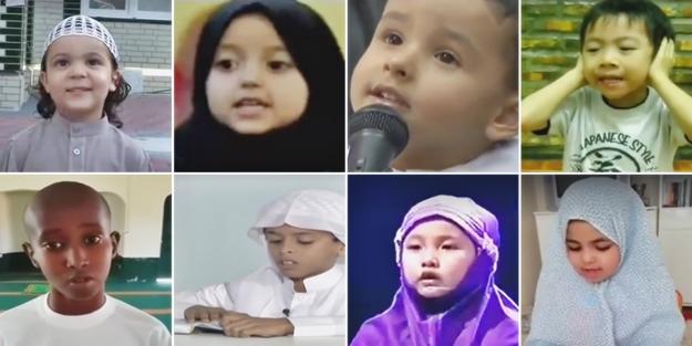 Onlar İslâm'ın çocukları...