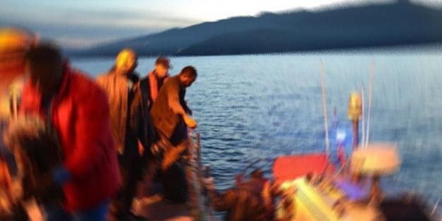 Onlarca göçmen yakalandı, çok sayıda organizatör tutuklandı