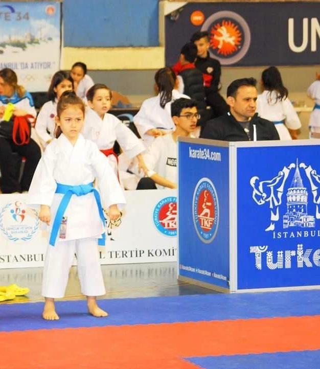 Online Kata şampiyonasında de Isparta rüzgarı