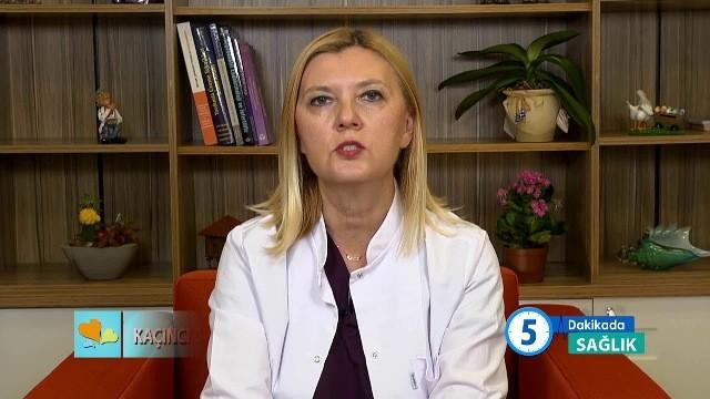 Op. Dr. Suzan Gençsoy: Şeker hastalığı kısırlığa sebep oluyor