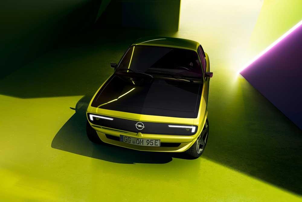 Opel Manta GSe ElektroMOD bu ay içerisinde tanıtılacak