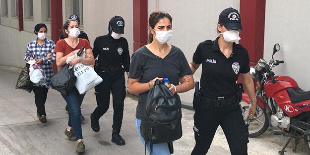 Operasyonlarla nevri dönen terör örgütü PKK'nın kirli ağı ortaya çıktı