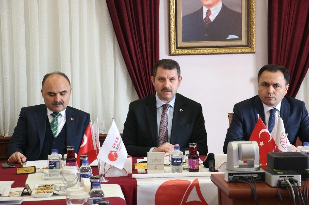 ORAN 2020 Şubat Ayı toplantısı yapıldı.