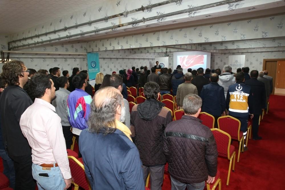 'Organik Arıcılık Projesi'nin kapanış toplantısı yapıldı