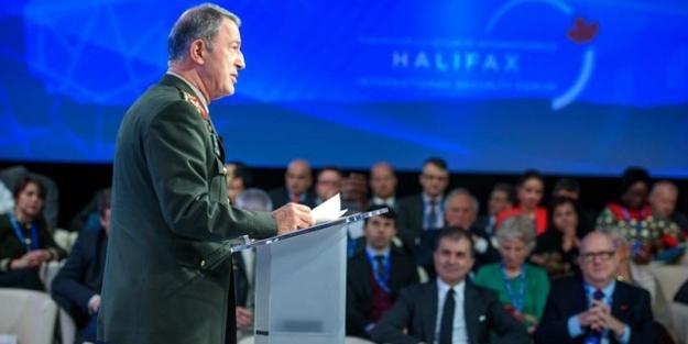 Orgeneral Akar, 'Halifax Uluslararası Güvenlik Forumu'na katıldı