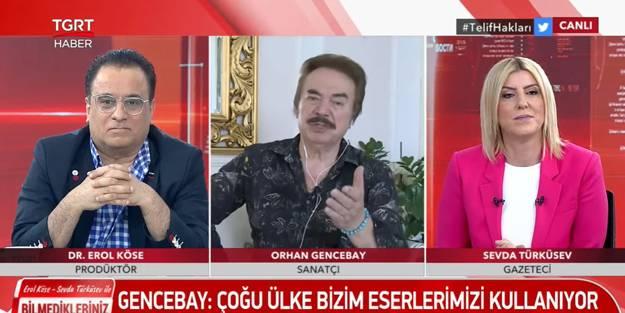 Orhan Gencebay: Her şeyi devletten beklemeyelim